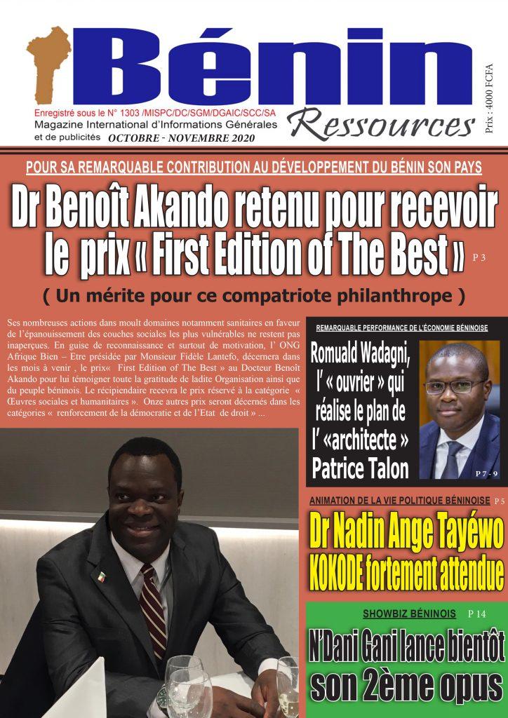 Dr Benoit Akando